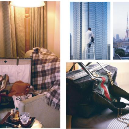 ファッションスタイリスト濱田紗野子の作品