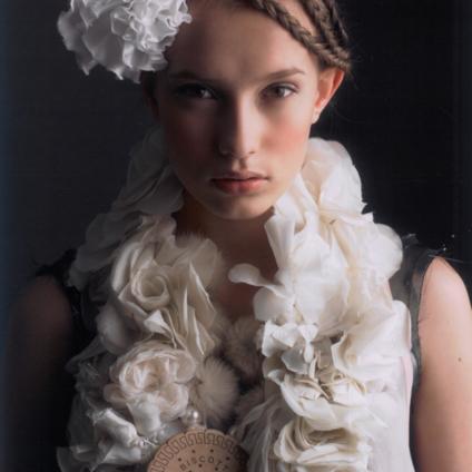 ファッションスタイリスト増田久美子の作品