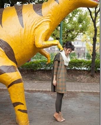 ファッションスタイリスト須田遥華の作品