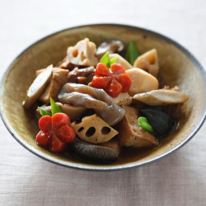 フォトグラファー:代 和佳子 /お煮しめ-フードスタイリスト新井めぐみの作品