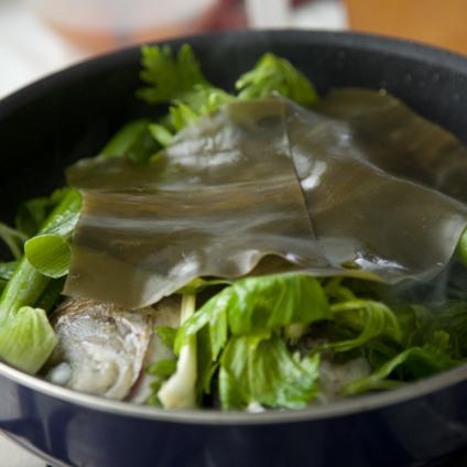 フードスタイリスト津幡ともこの作品-Cooking Japanese Style AcquaPazza